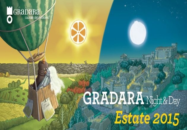 Gradara Night & Day