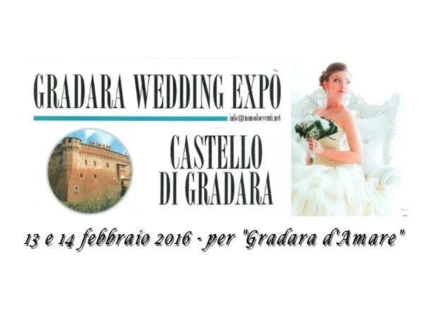 Gradara Wedding Expo'