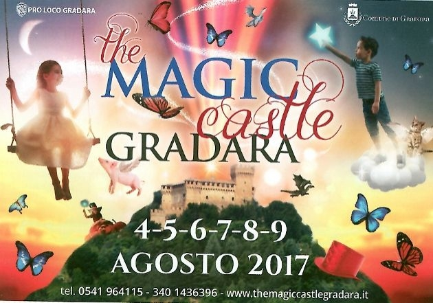 The Magic Castle Gradara 2017